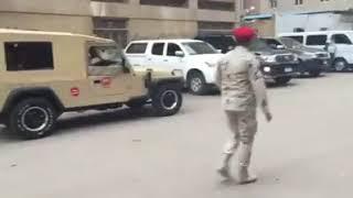 زياره وزير الدفاع لبنها