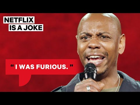Dave Chappelle's Son Meets Kevin Hart | Netflix Is A Joke from YouTube · Duration:  5 minutes 12 seconds