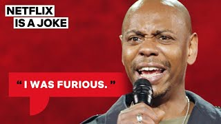Download Dave Chappelle's Son Meets Kevin Hart | Netflix Is A Joke Mp3 and Videos