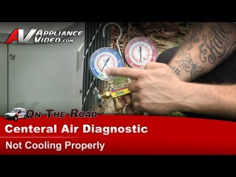 Bryant Air Conditioner Diagnostic Not Cooling Properly