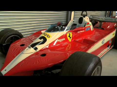 A look at Nick Mason's car collection
