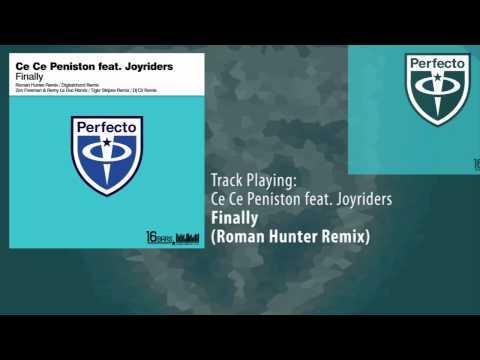 Ce Ce Peniston Feat. Joyriders - Finally (Roman Hunter Remix)