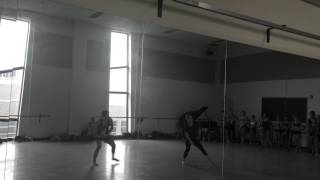 Angel Armas Choreography - Hold Me