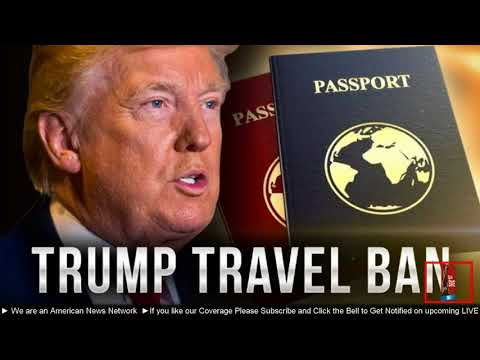 BREAKING NEWS:  U.S. Supreme Court Temporarily Restores President Donald Trump's Travel Ban