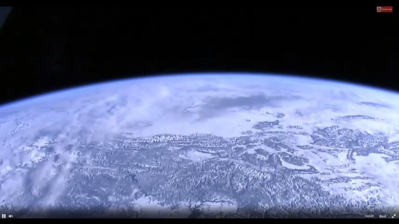 view from space station live - photo #45