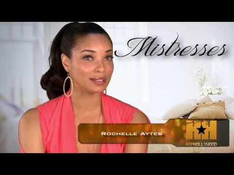 Rochelle Aytes Talks New ABC