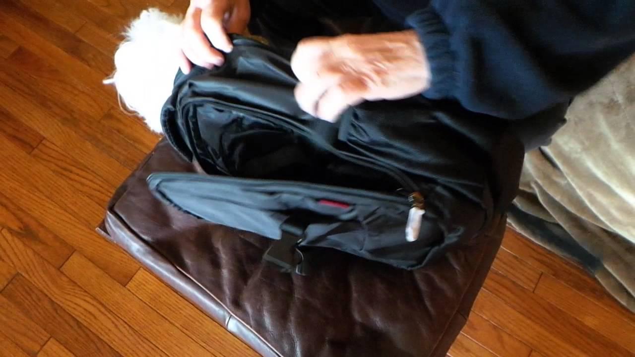 damai travel backpack diaper bag youtube. Black Bedroom Furniture Sets. Home Design Ideas