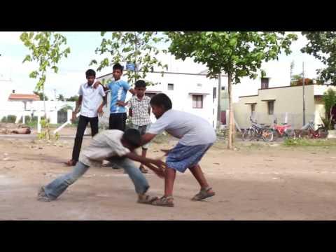 Pambaram (He) art film
