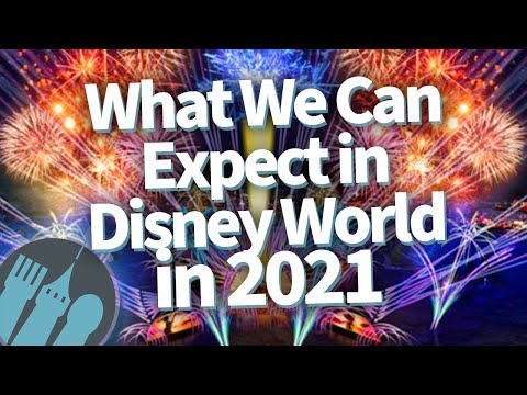 Here's What We Can Expect In Disney World In 2021!