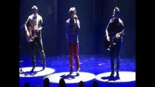 Jonas Brothers - Intro + When You Look Me In the Eyes (Live at Radio City)