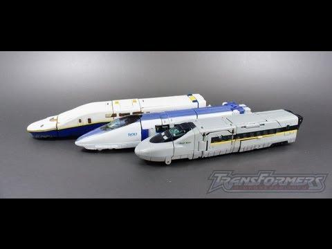 Rail Racer / JRX: Transformers R.I.D. / Car Robots