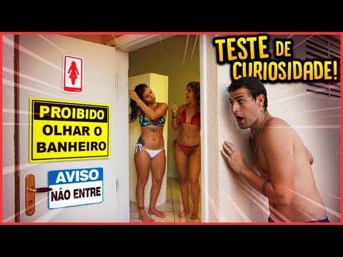 ELAS TESTARAM MINHA CURIOSIDADE!! - TROLLANDO REZENDE [ REZENDE EVIL ]