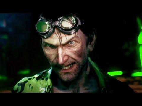 BATMAN ARKHAM KNIGHT - Gotham Is Mine Trailer (PS4 / Xbox One)