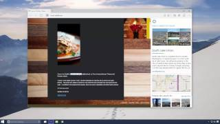 Windows 10: Cortana Integration in Spartan
