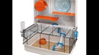 Новая клетка Джесси! Классная клетка для хомяка #Хомяки