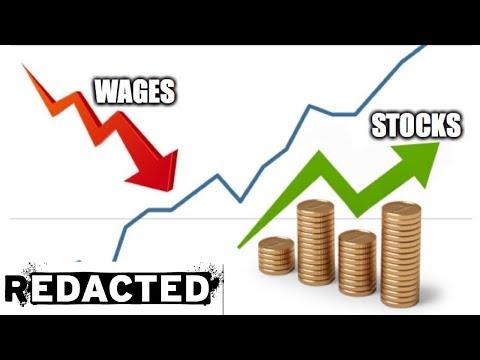 Stock Market Designed To F**k 90% Of Us