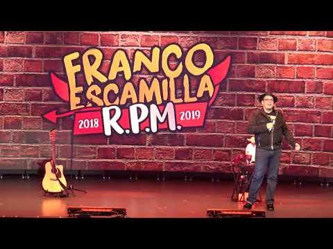 """Franco Escamilla.- """"Santana"""""""