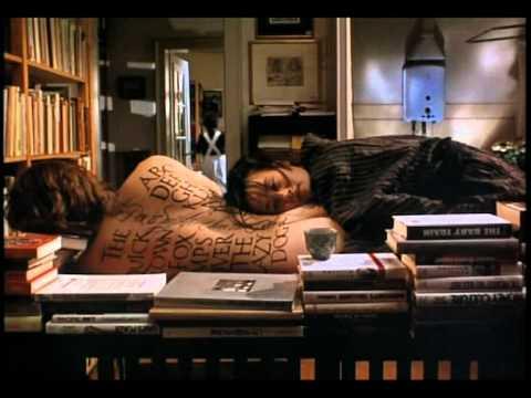 The Pillow Book part 1  Brody Neuenschwander