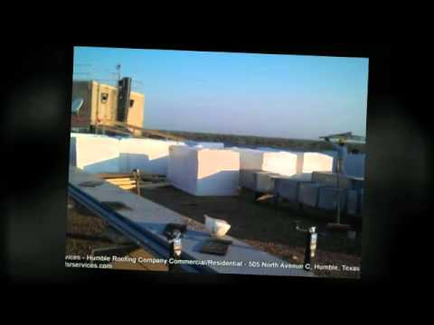 Commercial Roof Installation Houston Youtube