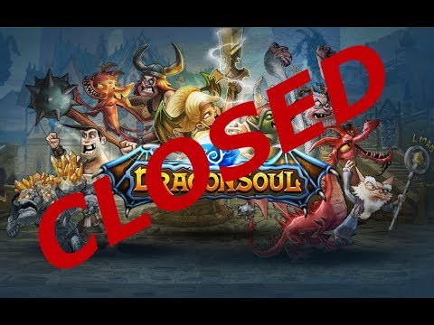 DragonSoul Is CLOSING DOWN. $%No More Dragon Soul%$