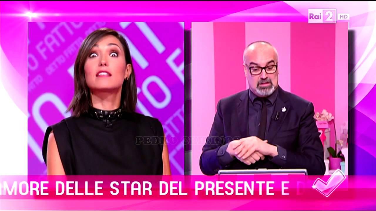 I Ciacci vostri - Raffaella Carrà - Detto fatto 2016 - YouTube