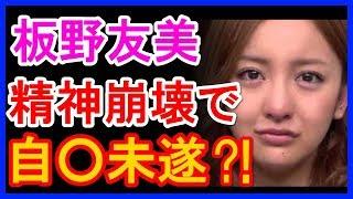 武井咲とTAKAHIROの結婚、板野友美の関連動画】 【悲報】板野友美がバー...