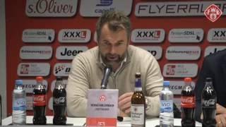 Kickers TV: Die Pressekonferenz nach dem 2:0-Erfolg gegen den TSV 1860 München
