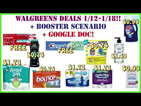 🤑walgreens-deals-1/12-+-digital-boosters-again!!-+-all-digital-couponing-+-walgreens-scenarios-1/12
