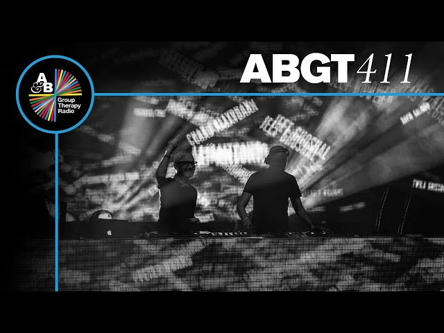 Group Therapy 411 with Above & Beyond and Hybrid Minds