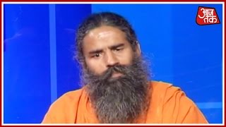 Special Report: Patanjali Annual Conference Baba Ramdev Said It's Not Tought To Beat MNCs