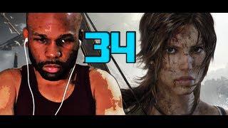 "Tomb Raider 2013 Walkthrough Part 34 - THE SAVIOR ""Tomb Raider 2013 Gameplay"""