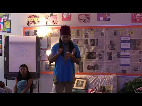 Rafa'El Hakiym-Bey at South Atlanta High School (8/31/2018)