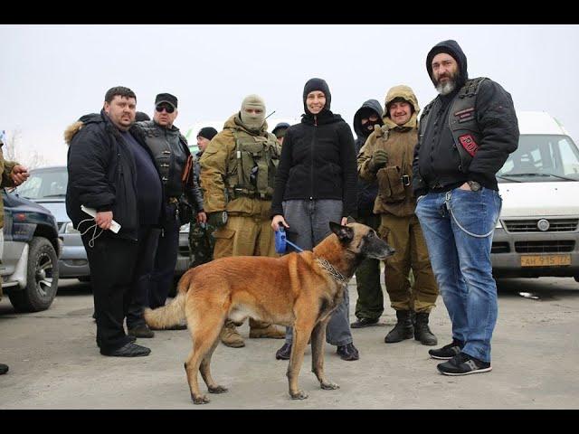 Юлия Чичерина: Крым наш, март 2014 г.