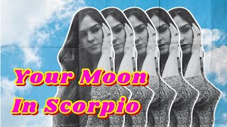 Moon in Scorpio in Astrology