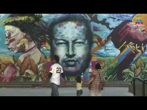 Hugo Chavez   Itinéraire d'un révolutionnaire 2016 (1è partie)