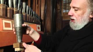Trebel - Orgel von Johann Georg Stein - Axel Fischer im Gespräch