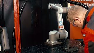 Lorch Cobot Welding Package – Simple programming