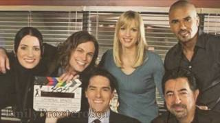 "Criminal Minds: The Cast  ""Unusual you"""