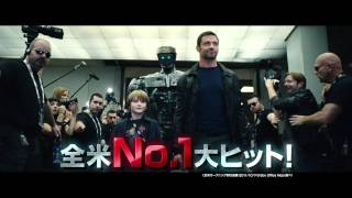 12月9日(金)全国ロードショー REAL-STEEL.jp ©DreamWorks II Distribu...