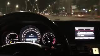 Aleyna Tilki yanliz çiçekle arabada  gece turlamasi😊