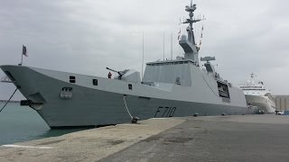 French Navy - Frigate La Fayette - F710