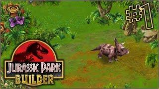 Jurassic Park Builder || RAWR!! It Begins!! || Episode #1