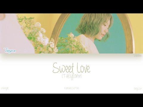 Free Download [han rom eng] Taeyeon (태연) - Sweet Love (color Coded Lyrics) Mp3 dan Mp4