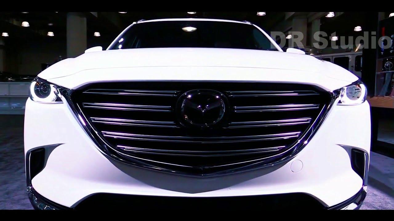Mazda CX9 Signature AWD