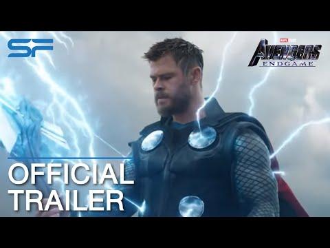 Avengers: Endgame อเวนเจอร์ส: เผด็จศึก   Official Trailer ตัวอย่างที่สอง ซับไทย