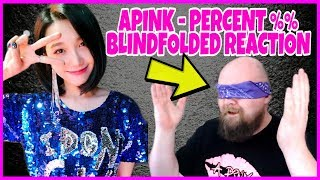 Apink- %% (Eung Eung(응응)) REACTION BLINDFOLDED!!! (NOT A JOKE)