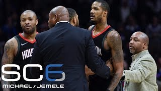 Trevor Ariza and Gerald Green suspended; CP3, Blake and James Harden not punished | SC6 | ESPN
