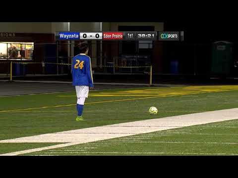 Eden Prairie Vs. Wayzata Boys High School Soccer