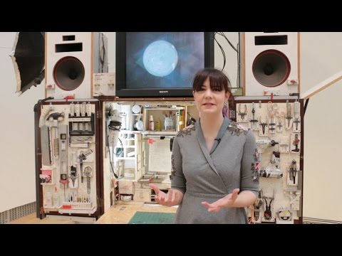 Space Exploration + Art: Ariel Waldman on Tom Sachs—Space Program: Europa