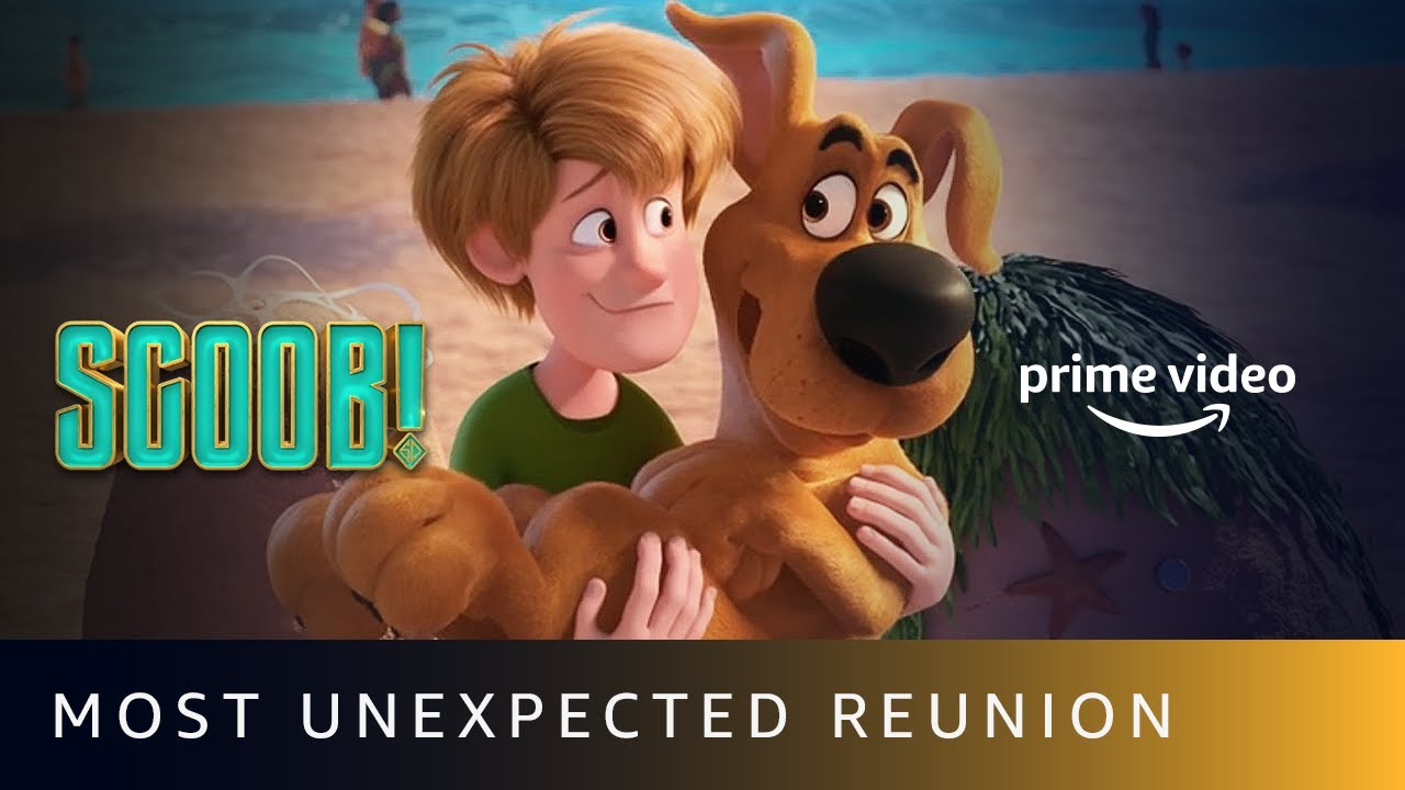 Scoob! - The Most Unexpected Reunion   Will Forte, Mark Wahlberg, Jason Isaacs   Amazon Prime Video